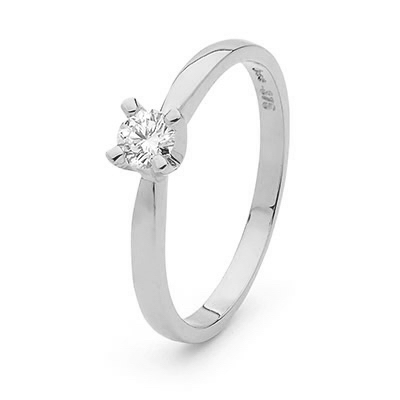 Engagement Ring  0.25ct Diamond - Bella