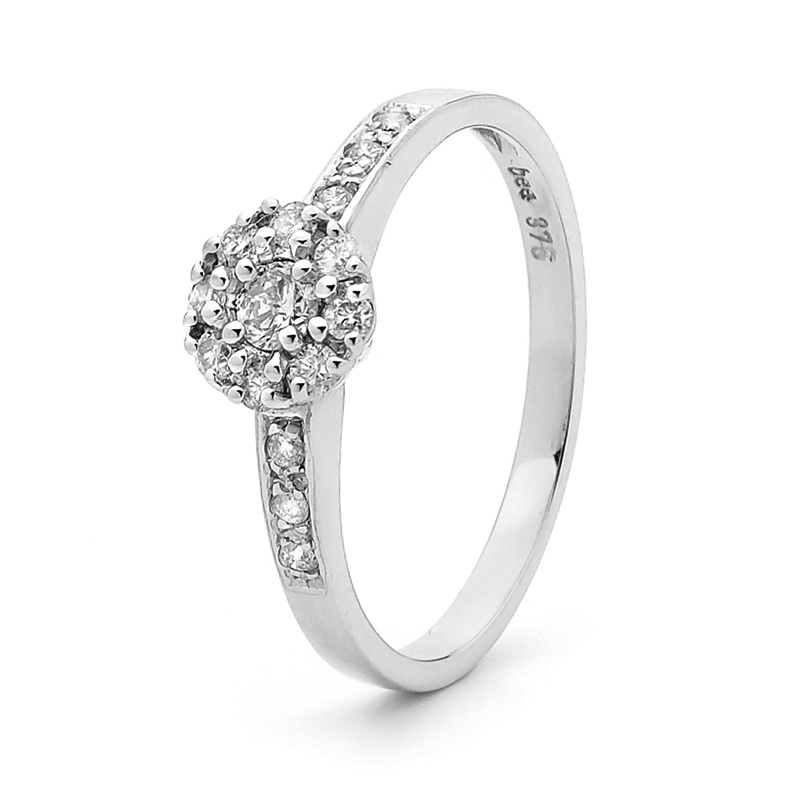 Engagement Ring  0.32ct Diamond - Dianne