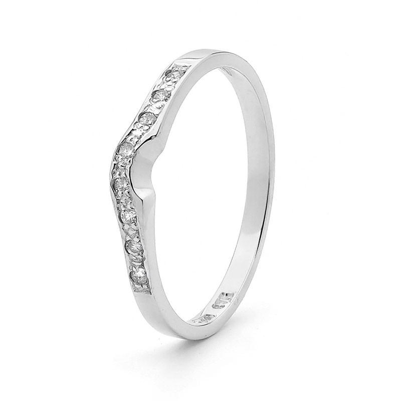 Eternity Ring  0.08ct Diamond - Dianne