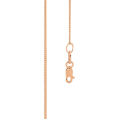 Rose Gold Chain Fine